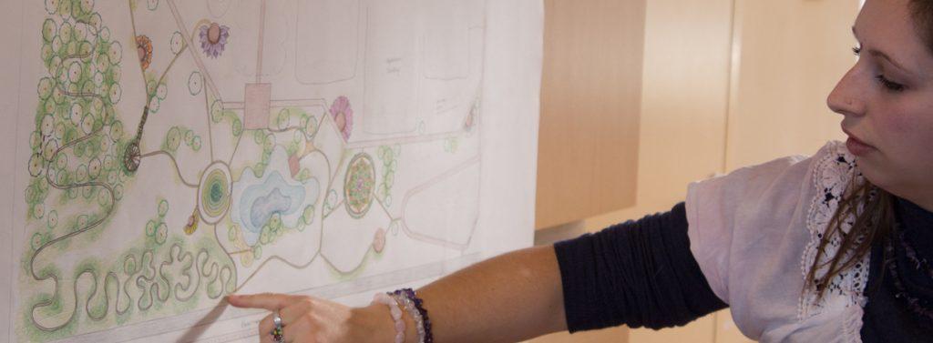 voedselbos ontwerp cursus PUUR Permacultuur